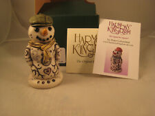 "New ListingHarmony Kingdom Retired ""Zamboni"" Ctjsn04 England 2012 Mib"
