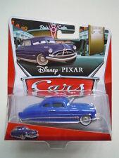 Disney pixar cars nuovo DOC HUDSON 2013 new fabulous raro 1/55 mattel maclama