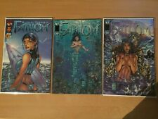 Fathom #0-14 + #1 Variant, Swimsuit special, Swimsuit special 2000...