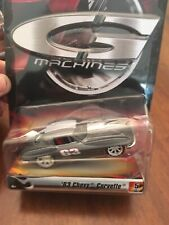 1/50 G MACHINES HOT WHEELS 1963 CHEVY CORVETTE '63  #5/11 DIECAST NEW