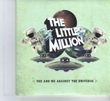 (DF216) The Little Million, You And Me Against The Universe - 2010 DJ CD