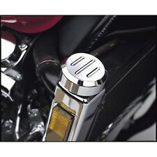 HONDA F6C VALKYRIE/VF750 C Magna Chrome Billet radiator cap Couverture Cobra 05-0040