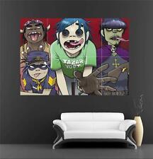Gorillaz Promo Poster 5 m364