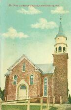 Emmittsburg,MD. St.Elias Lutheran Church