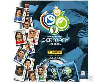 2006 Panini World Cup Sticker Box with FREE Album