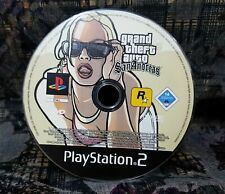 Play Station 2 Spiel PS2 Grand Theft Auto San Andreas  Spiel