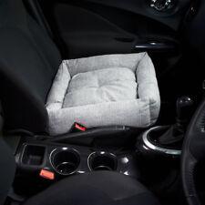 Bunty Travel Dog Bed Soft Washable Car Seat Cushion Warm Luxury Pet Basket