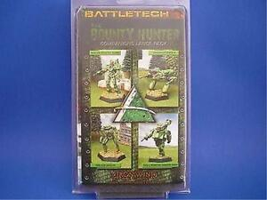 BattleTech Miniatures Bounty Hunter Companion Mechs 4 Classic IWM 10-051