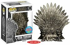 GAME OF THRONES FUNKO POP! - IRON THRONE NYCC 2015 LIMITED EDTION