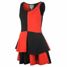 Heartless Clothing Heartless Jester Dress ladies size 16 uk