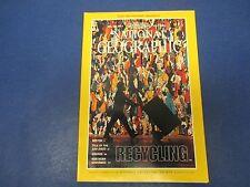 National Geographic Magazine July 1994 Boston-Washington Map Circa 1830 M2062
