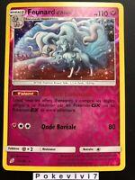 Carte Pokemon FEUNARD 111/181 HOLO REVERSE Soleil et Lune 9 SL9 FR NEUF
