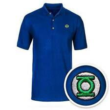 DC Comics Green Lantern Mens Embroidered Collectible Polo XS-6XL, LT-4XLT  New