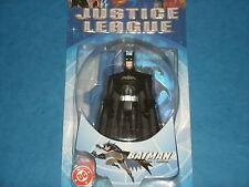 DC Justice League (Animated) BATMAN Action Figure Mattel 2003 (w/Base & 3D Card)