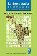 La Democracia en America Latina (Spanish Edition)