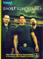 Ghost Adventures: Season 4 (Fourth Season) (3 Disc) DVD NEW