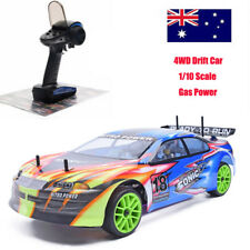 HSP 4wd 1/10 Rc Racing CarNitro Gas Power On Road Drift Car with Remote Control