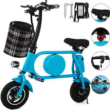 Folding Electric Bicycle 400W E-Bike 10