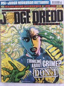 Judge Dredd Megazine Issue 272 24/06/08 (2000ad)