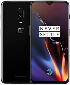 OnePlus 6T 128 GB 4G LTE Black Unlocked Smartphone