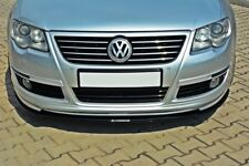 FRONT RACING SPLITTER VW PASSAT B6 (FOR VOTEX FRONT SPOILER) (2005-2010)