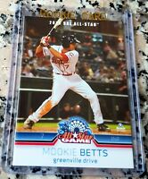 MOOKIE BETTS 2013 SAL All-Star Rookie Card RC SP Boston Red Sox RARE Super HOT