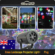 Moving Led Laser Projector Disco Light Stage Lighting Show Xmas Party Club Decor