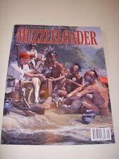 MUZZLELOADER Magazine, SEPTEMBER/OCTOBER, 2014, SIEGE OF FORT RANDOLPH, GUNS!