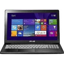 ASUS Q501LA 15.6in. (750GB, Intel Core i5 4th Gen., 1.6GHz, 8GB) Notebook/Laptop