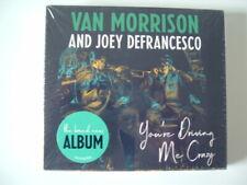Van Morrison And Joey Defrancesco - You're Driving Me Crazy, Digipack, OVP, !!
