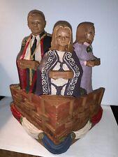 Rare ~ Tom Clark The Apprentices Masonic Statue Nib #82, 1999 Cairn Studios