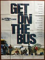 Plakat Get Sur The Bus Ossie Davis Spike Lee Charles S.Dutton 120x160cm