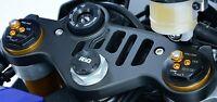 Suzuki DL1000 V-Strom & GSX-S 1000 2014-2018 R&G Racing Top Yoke Plug Protector