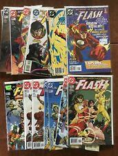 The Flash Origins  #1/ Vol 2 - 18 Books - 19 Books in All High Grade