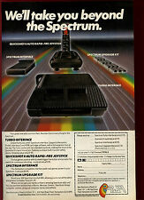 Ram Electronics Ltd, Quickshot II Joystick, 1985 Magazine Advert #17902