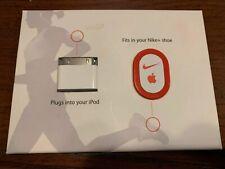 NIKE+ Plus ipod Sport Shoe Kit Sensor Wireless Kit