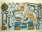 KEY SELLERS MISC. JUNK DRAWER LOT OF OLD ANTIQUE ITEMS