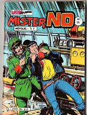 ¤ MISTER NO n°95 ¤ 1983 MON JOURNAL