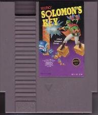 SOLOMON'S KEY ORIGINAL NINTENDO GAME SYSTEM NES  HQ