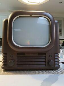 BUSH TV22 BAKELITE
