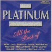 Platinum Collection-All the Best of (1993) Meat Loaf, Europe, ELO, Eddi.. [2 CD]