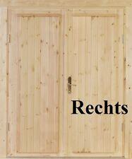 Doppeltür Holz doppeltür aus holz günstig kaufen ebay