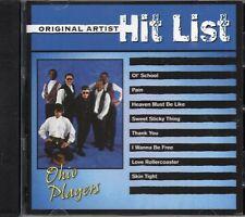 Ohio Players - Hit List (Live 1995 Fox Theater Atlanta USA) 2008 CD (New)