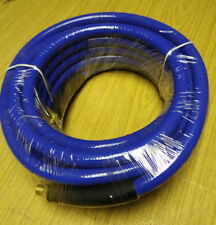 "New AIR LINE HOSE COMPRESSOR PIPE CABLE Thread size 12mm 1/2""  8.5 METRES Length"