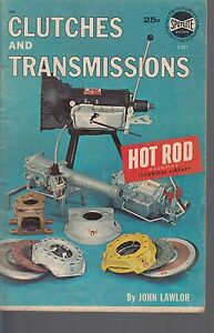 Clutches And Transmissions--1962-----3944