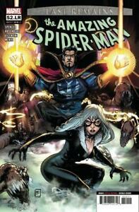 Amazing Spider-Man #52.LR  Marvel Comics 2021 NM 9.6