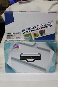 Triple Best Hi-Vision Hi-Yields Laser Toner Cartridges NEW
