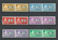 Togo 1962 Sc# 432-37 set Kennedy and Sylvanus Olympia pairs MNH