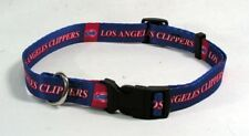 Los Angeles LA Clippers NBA Large L Dog/Cat Pet Collar NEW FREE US SHIPPING