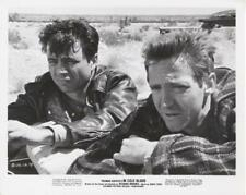 """IN COLD BLOOD""-ORIGINAL PHOTO-PORTRAIT-ROBERT BLAKE-SCOTT WILSON"